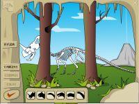 Dinosaurier Gestallten